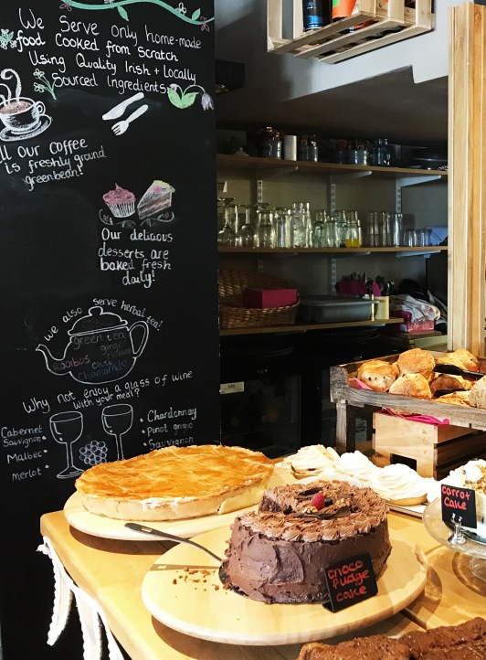 Recommended Cafe - The Creel